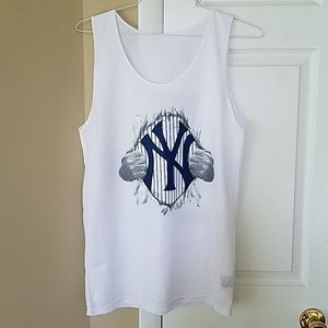 NY Yankees Aaron judge sleeveless muscle shirt